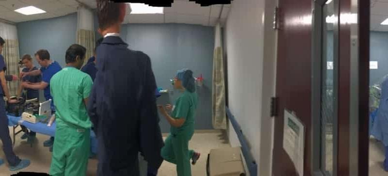 New Jersey lab Multiple station orthopedic