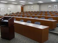 Memphis facility auditorium 3