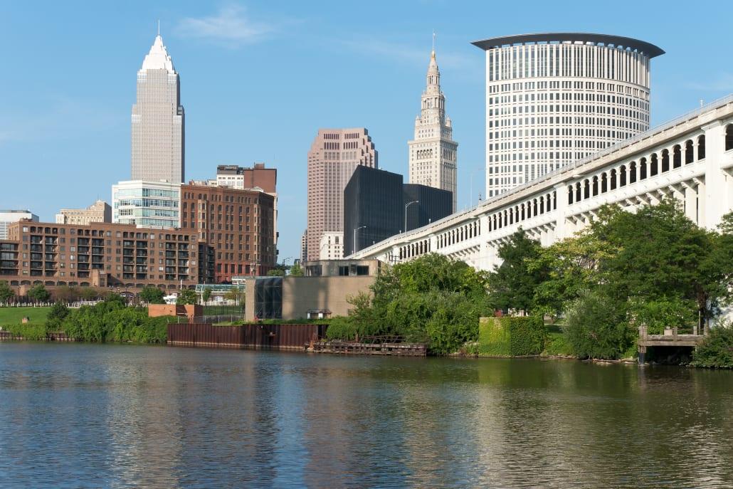 Cleveland, Ohio - Med Ed Labs Facility Location