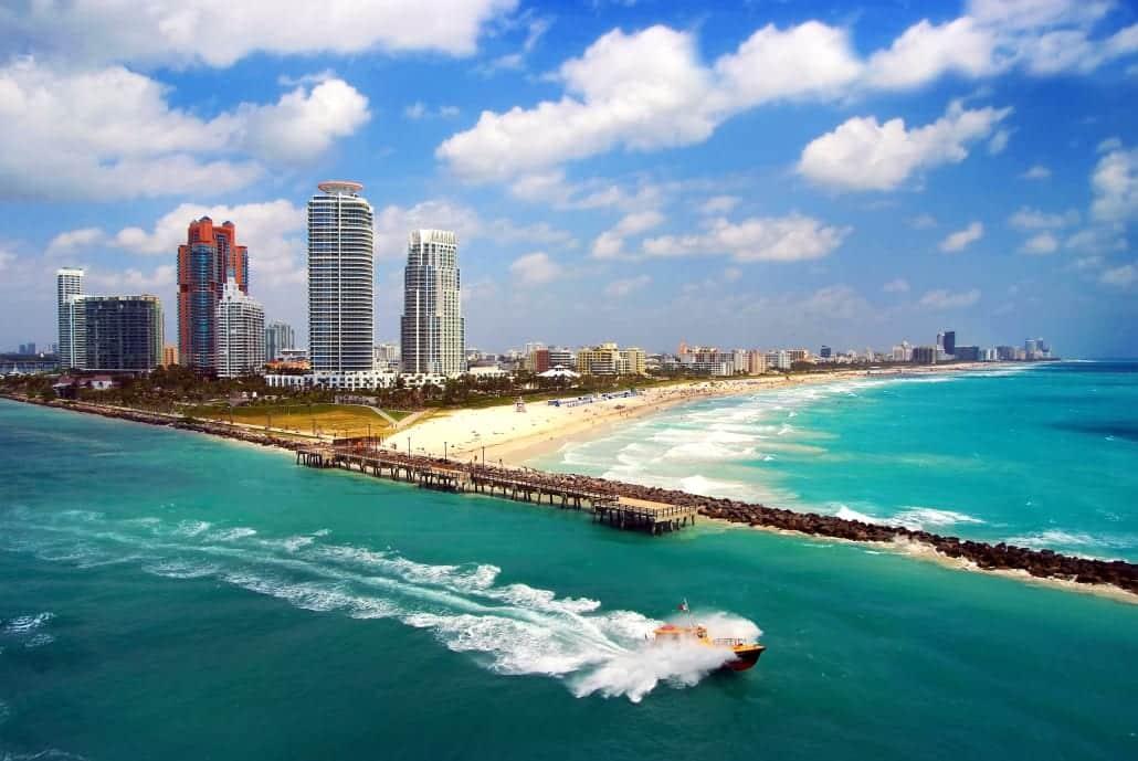 Miami, Florida - Med Ed Labs Facility Location